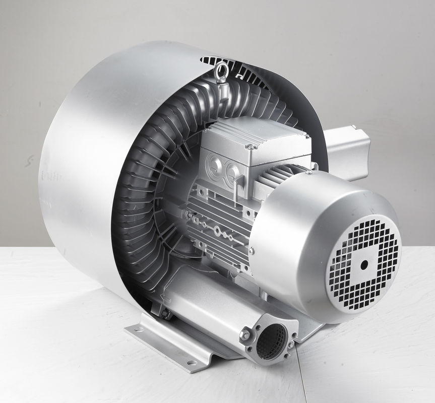 IP55 11kw Power Side Channel Vacuum Pump Air Blower With 2 Years Warranty